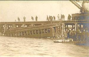 The 1906 Atlantic City train crash.