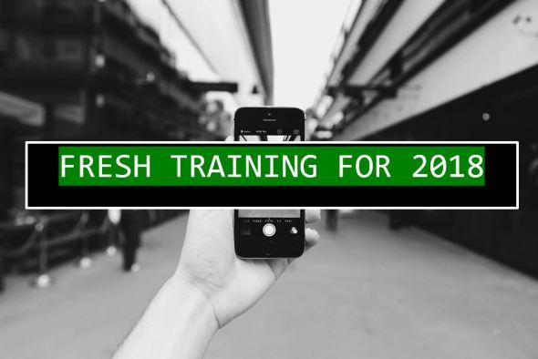 fresh training