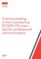 Communicating in the COVID-19 crisis guide